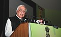 Kapil Sibal addressing at the launch of the Mobile Number Portability for a Country wide roll out beginning from Haryana Circle, at Rohtak, Haryana on November 25, 2010.jpg