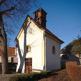 Kuničky Municipality in South Moravian, Czech Republic