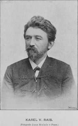 Karel Vaclav Rais 1896