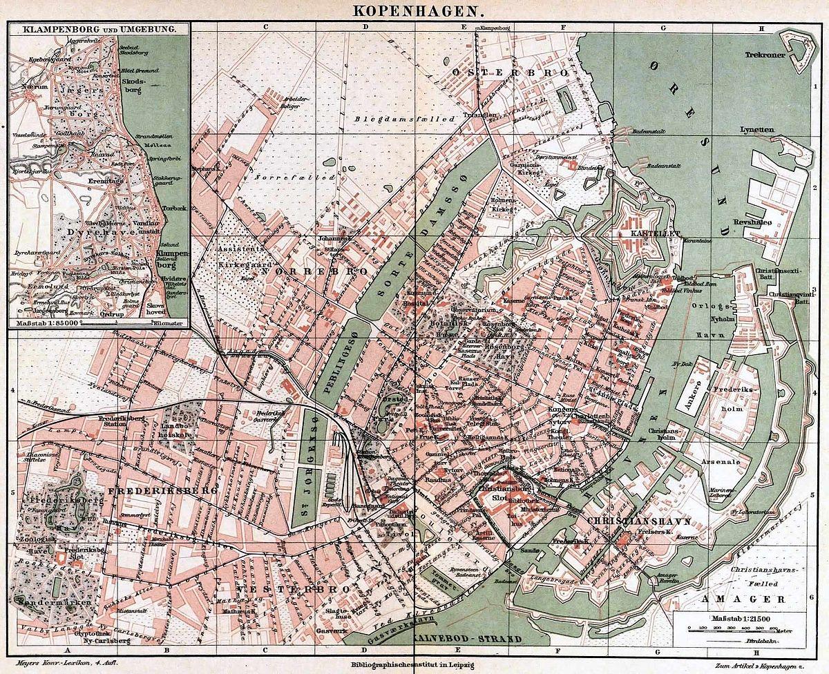 Kobenhavn 1888 Wikipedia Den Frie Encyklopaedi