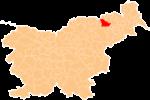La loko de la Grandurbo-Municipo de Mariboro