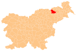 Maribor – Mappa