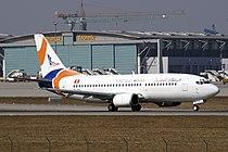 Karthago Airlines B733 TS-IEG.jpg