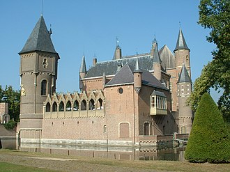 Third Anglo-Dutch War - Heeswijk Castle, where the Accord of Heeswijk was signed