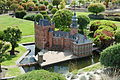 Nijenrode Castle miniature version at Madurodam