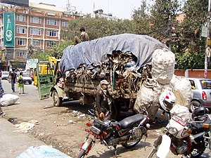 Waste management - Waste management in Kathmandu, Nepal