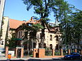 Katowice, willa, ul. Sokolska 8 01.JPG