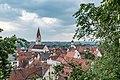 Kaufbeuren, Altstadt, Ansicht vom Blasisuberg 20170612 001.jpg