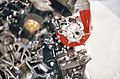 Kawasaki Ninja H2R engine cutaway supercharger.JPG