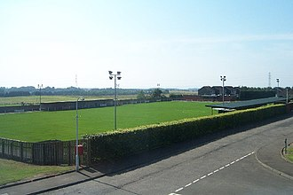 Hill of Beath Hawthorn F.C. - Keir's Park, home of Hill of Beath Hawthorn