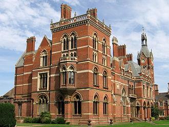 Lord Robert Manners-Sutton - Kelham Hall