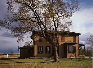Oliver H. Kelley Homestead - The Kelley Homestead in Elk River