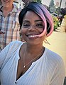 """Kelly Jenrette filming """"All Day and a Night"""".jpg"""