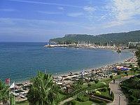 Kemer beach, Antalya.jpg