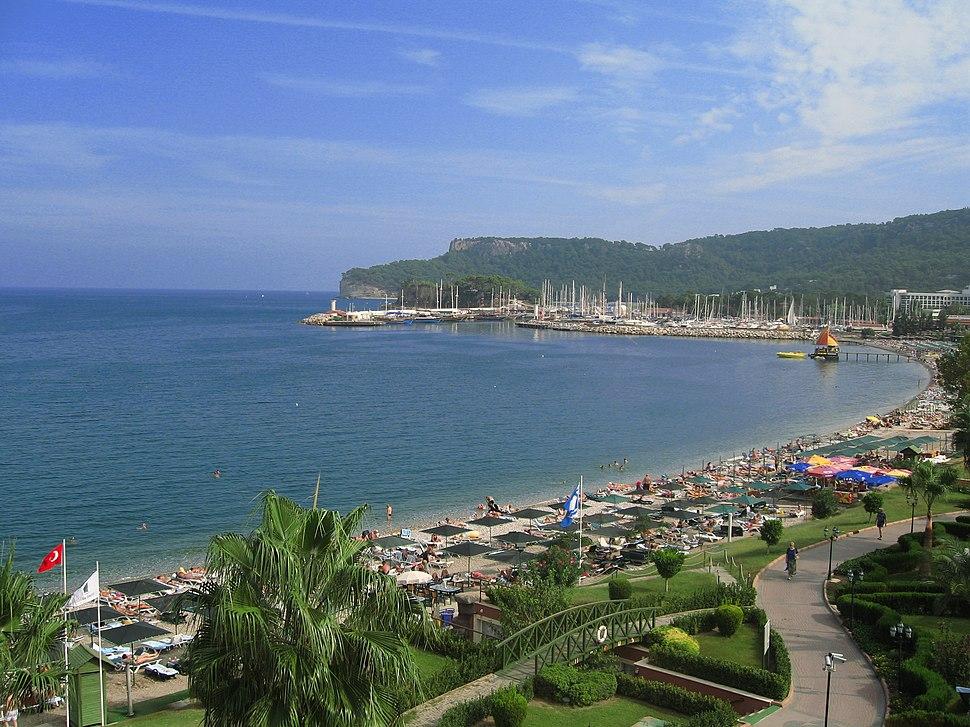 Kemer beach, Antalya