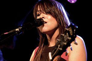 Keren Ann - Keren Ann performing in 2006
