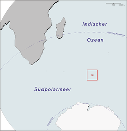 'Kerguelen-pos.png' from the web at 'https://upload.wikimedia.org/wikipedia/commons/thumb/d/de/Kerguelen-pos.png/251px-Kerguelen-pos.png'
