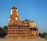 Khajuraho Devi Jagadambi Temple 2010.jpg