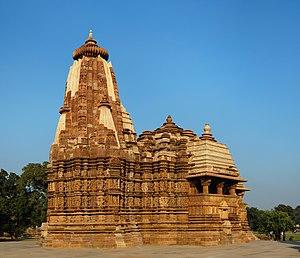Devi Jagadambi Temple - Devi Jagdambi temple at Khajuraho