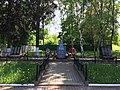 Khlebnikovo - Bed of honour.jpg