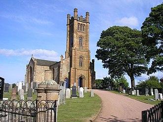 R & R Dickson - Kilconquhar Parish Church 1819