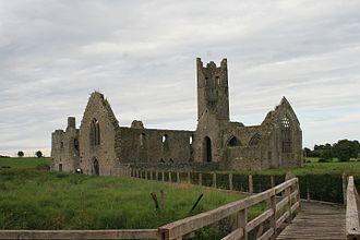 Kilmallock - Kilmallock Priory