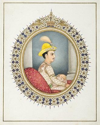 Bhimsen Thapa - King Girvan Yuddha Vikram Shah (1797–1816)