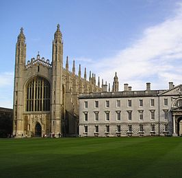 Kapel van King's College, Cambridge