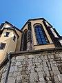 Kirche St. Michaelis von hinten Hof 24072019.jpg