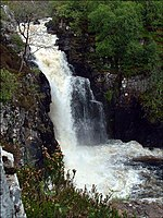 File:Kirkaig Falls, West coast of Scotland - geograph.org.uk - 1828.jpg