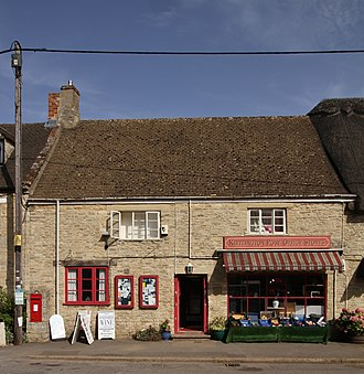 Kirtlington - Sub-Post Office and village stores