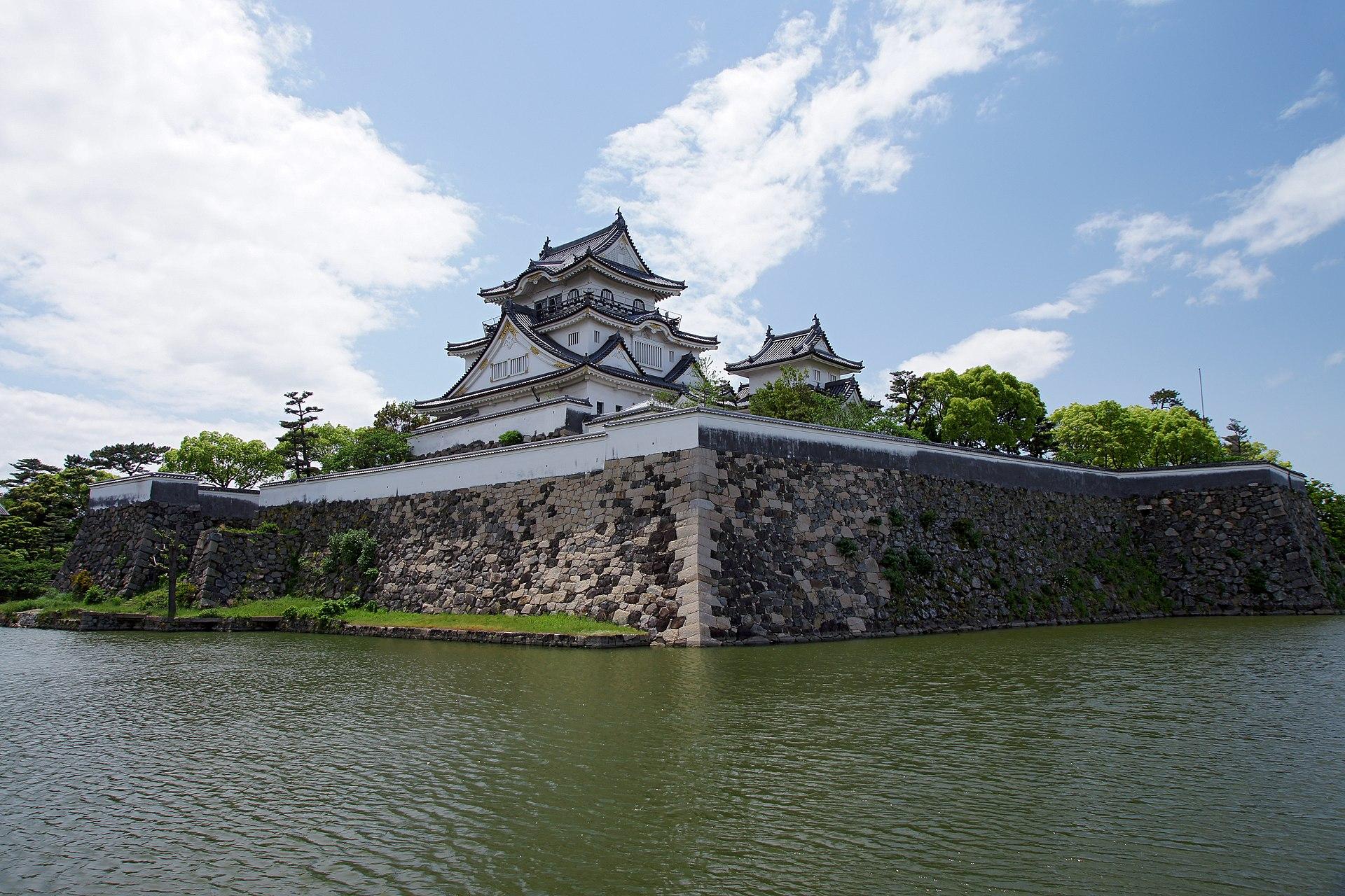 Kishiwada Castle Kishiwada Osaka pref Japan04s3.jpg