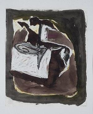 Károly Klimó - Image: Klimó Károly Ember és árnyéka 1988