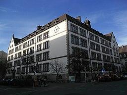 Knauerstraße in Nürnberg