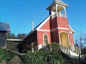 Knights Ferry, California - Knights Ferry Community Church