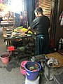 Knives vendor in a traditional market in Taipei.jpg