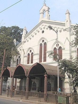 Dharmatala - Image: Kolkata Dharmatala 3