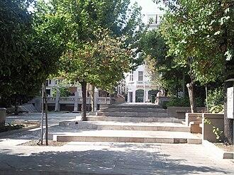 Kolonaki - Image: Kolonaki Square 3