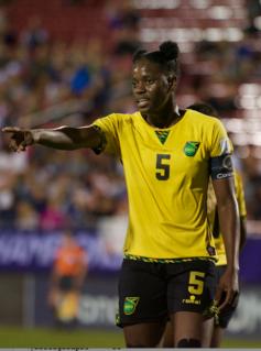 Konya Plummer Jamaican footballer