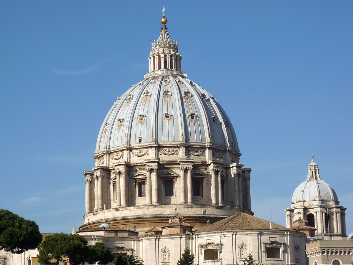 Dome Wikipedia - 15 famous landmarks totally different perspective