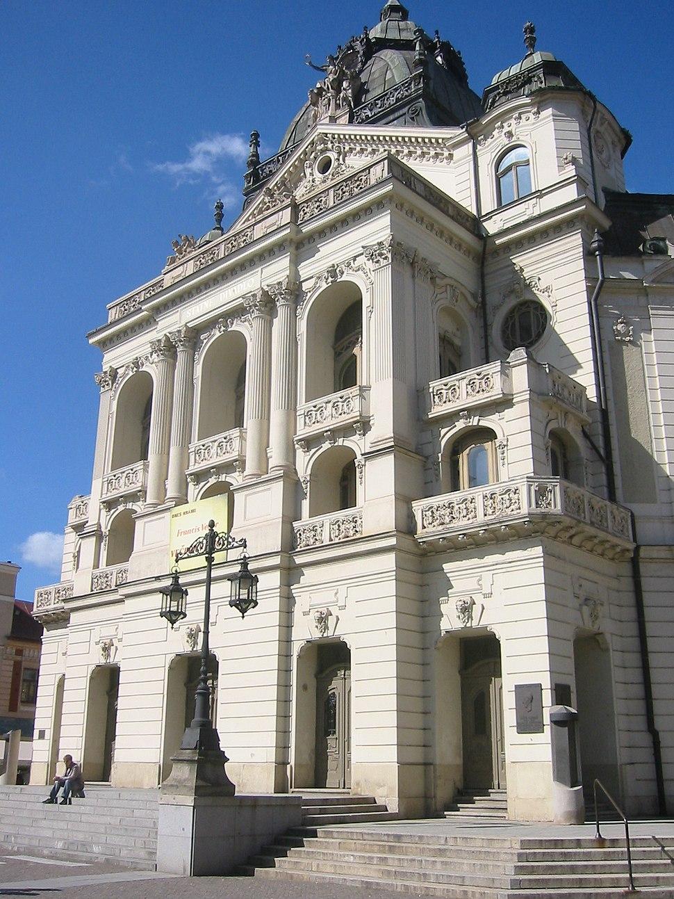 Kosice State Theatre 1