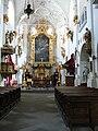 Kostel Panny Marie pod řetězem, interiér.jpg