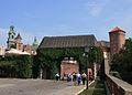 Krakow WawelBernardineGate 5910.JPG