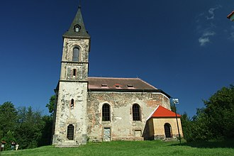 Kokašice - Church of Saint Mary Magdalene