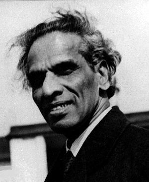 V. K. Krishna Menon - Krishna Menon (1950, age 54).