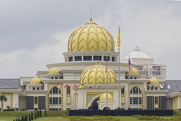 Istana Negara, Jalan Duta