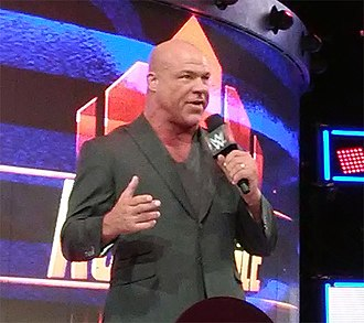 Raw (WWE brand) - Current Raw General Manager Kurt Angle