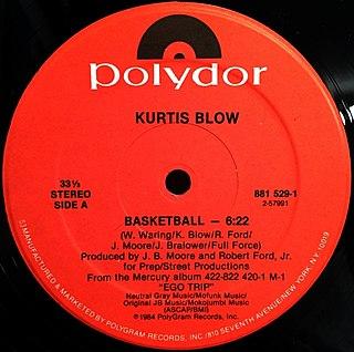 Basketball (song)