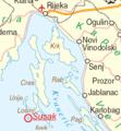 Kvarner Croatian Adriatic Susak.png