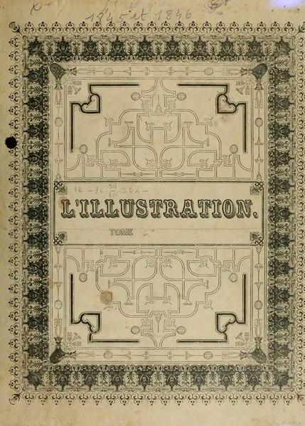 File:L'Illustration, September 1845-February 1846.djvu